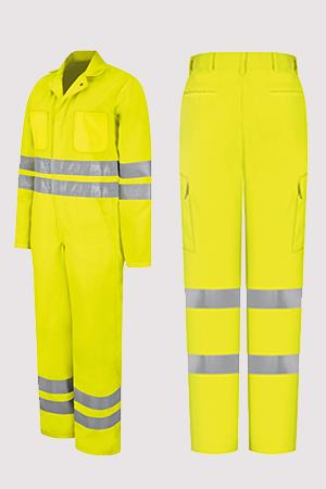 Hi-visibility Pants & Coveralls