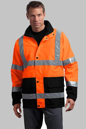 Hi-visibility Jackets & Vests